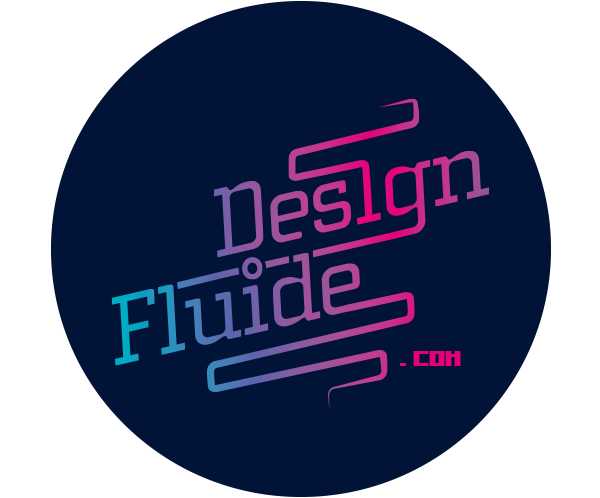 design fluide logo big